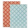 Contemporary Geometric-Print Area Rugs