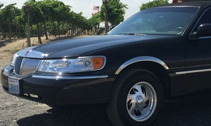 Doubletree Limousine: Up to 48% Off Limo Rental at Doubletree Limousine