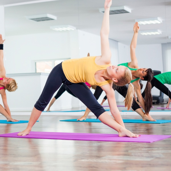 5d7b7571b4 Ron Zalko Fitness and Yoga - From C$29.50 - Vancouver, BC, CA | Groupon