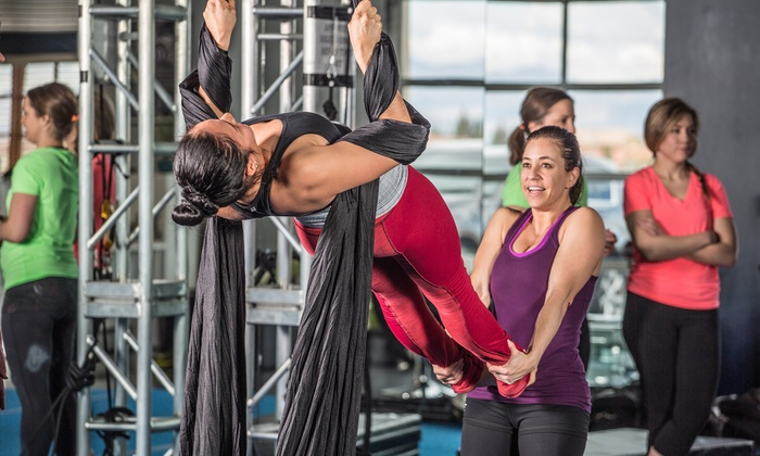 Shine Alternative Fitness - Las Vegas: $19.99 for Five General or Intro Fitness Classes at Shine Alternative Fitness ($75 Value)