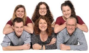 Studio 57 Ltd: Family Photoshoot With Prints for £19 at Studio 57