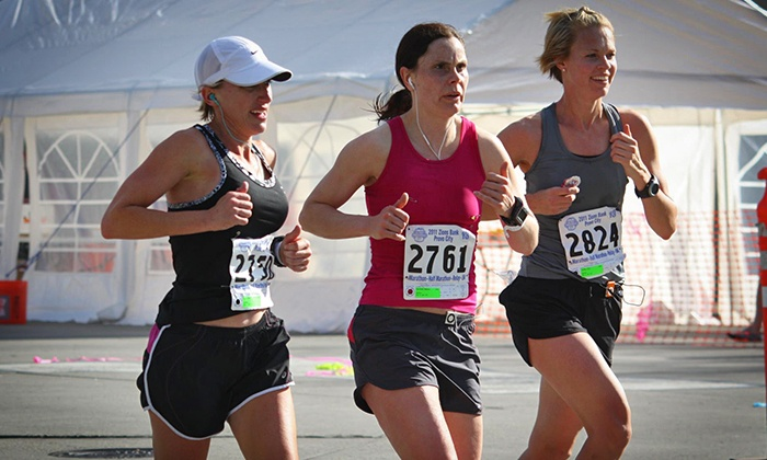 Run13 - Multiple Locations: Registration for Provo City 5K or Half Marathon on May 3 from Run13 (Up to 51% Off)