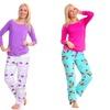 Emme Jordan Women's Pajama Set (2-Piece)