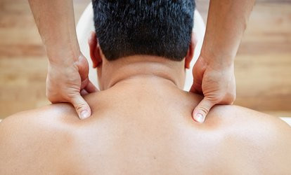 image for One or Two 60-Minute <strong>Deep-Tissue</strong> or Reiki <strong>Massages</strong> from Kyle at Make Time for You (Up to 54% Off)