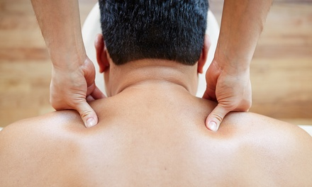 One-Hour Remedial Massage at Victoria Park Sports Massage Clinic (Up to $110 Value)