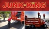 Memphis Junk King: $69 for a Half Truckload of Junk Loading and Hauling from Memphis Junk King ($288 Value)