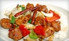 Loving Hut - Edgewater: $12 for an Organic Vegan Meal for Two at Loving Hut