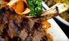 Opus Prime Steakhouse - Northwest Oklahoma City: $20 for $40 Worth of Steakhouse Fare and Drinks at Opus Prime Steakhouse