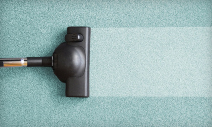 Green Dry Carpet Cleaning of Chicagoland - Northbrook: Carpet Cleaning for Two or Four Rooms and a Hallway from Green Dry Carpet Cleaning of Chicagoland (Up to 51% Off)