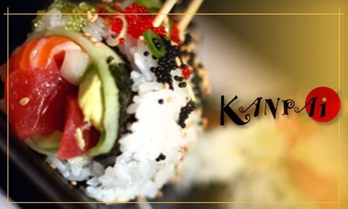 Kanpai Japanese Restaurant - North Rosslyn: $15 for $30 Worth of Japanese Cuisine at Kanpai Japanese Restaurant