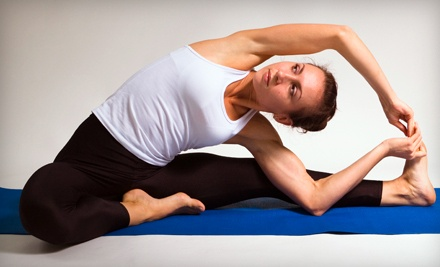 One Private Pilates Lesson (up to a $68 value) - Moving Breath Pilates in Tempe
