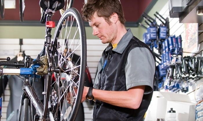 Newport Bicycle - Newport: $30 for Bicycle Tune-Up at Newport Bicycle ($59.99 Value)