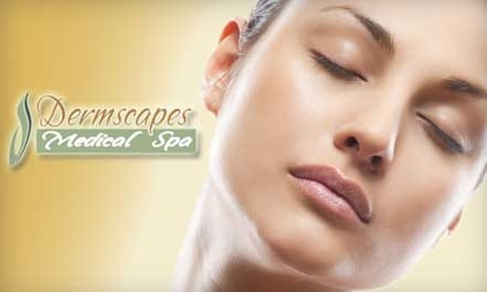 Dermscapes Medical Spa - Bakersfield: $45 for an Anti-Aging or Skin Brightening Facial at Dermscapes Medical Spa ($95 Value)