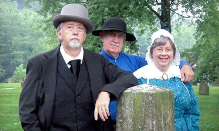 Historic Roscoe Village - Coshocton: $9 for Two Tickets to a Living-History Tour at Historic Roscoe Village in Coshocton (Up to $19.90 Value)