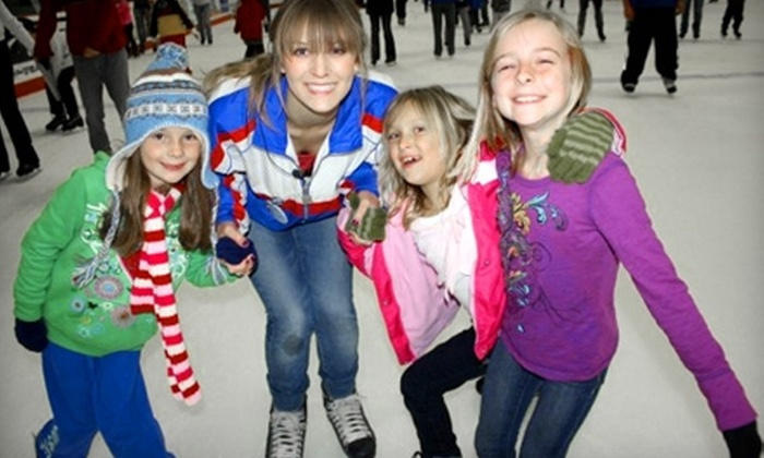 San Diego Ice Arena - Mira Mesa: $89 for Three One-Hour Private Ice-Skating Lessons ($210 Value) or $15 for Three Skate Passes ($36 Value) at San Diego Ice Arena