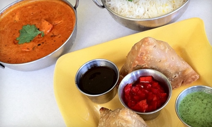 Passage to India - Multiple Locations: $14 for $30 Worth of Northern Indian Cuisine and Drinks at Passage to India