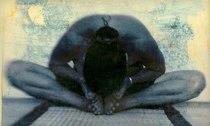 Dancing Crow Yoga - Hingham: $30 for Five Yoga Classes at Dancing Crow Yoga in Hingham ($75 Value)