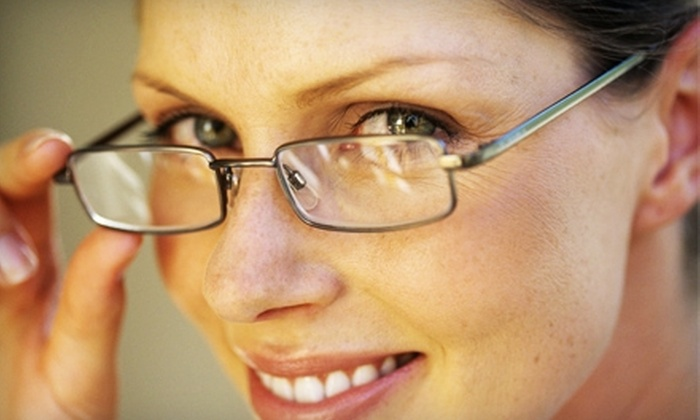 Embassy Opticians - Dupont Circle: $59 for an Eyeglass Exam and $200 Credit Toward Prescription Glasses at Embassy Opticians ($275 Value)