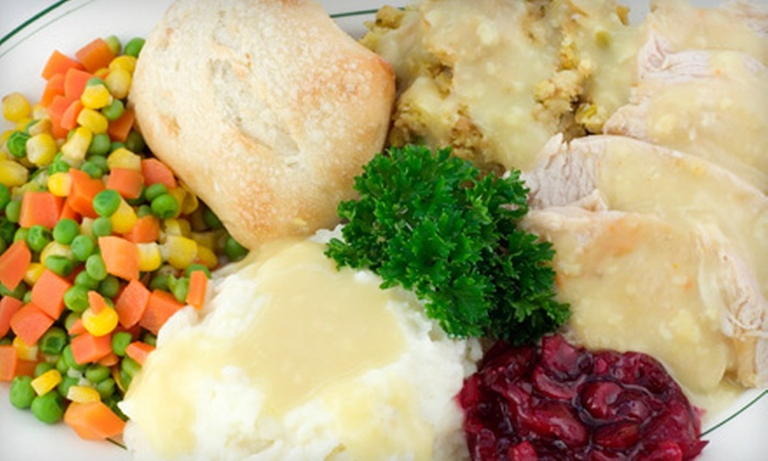 Vance Godbey's - Lakeside: Sunday Buffet for Two or Four at Vance Godbey's