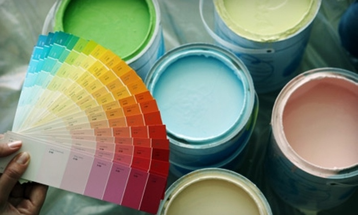 The Paint Shoppes - Multiple Locations: $30 for $60 Worth of Paint, Supplies, Flooring, and Window Treatments at The Paint Shoppes