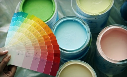 $60 Groupon to The Paint Shoppes - The Paint Shoppes in Johnston