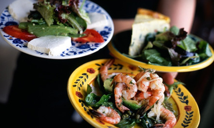 El Mio Cid Restaurant - El Mio Cid: $35 for Tapas for Two with Pitcher of Sangria at El Mio Cid Restaurant in Brooklyn (Up to $76.50 Value)