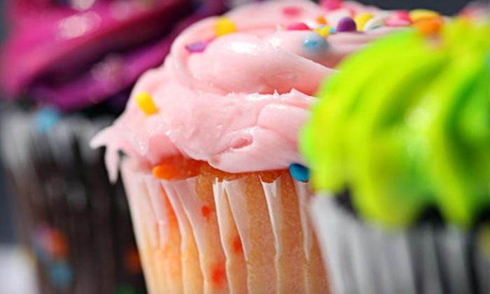 Patty Cakes Bakery - Fernandina Beach: $17 for One-Dozen Cupcakes at Patty Cakes Bakery in Fernandina Beach ($39.99 Value)