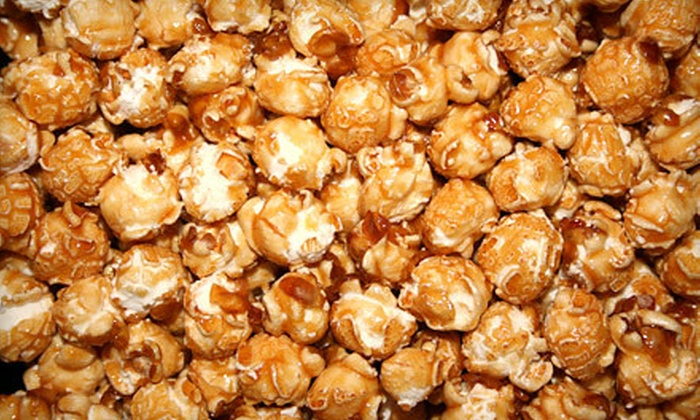 Poppin Chicago Style - Cloverland Acres: $5 for $10 Worth of Sweet and Savory Popcorn at Poppin Chicago Style