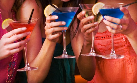 Bachelorette Party for 5 (a $500 value) - Good Times VIP in Las Vegas