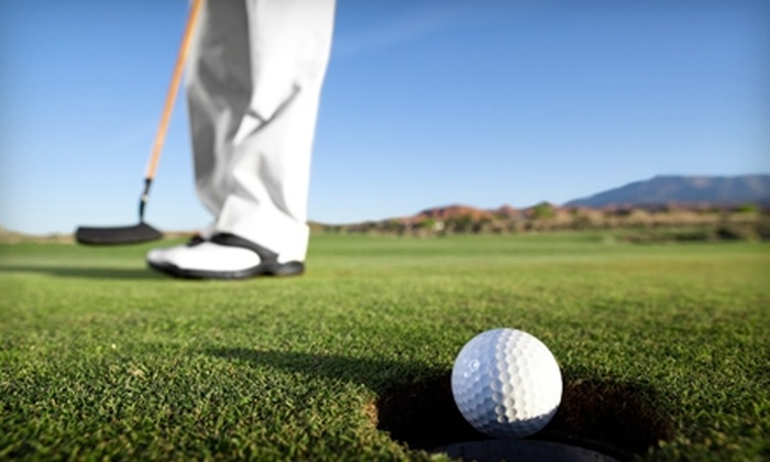 The Country Club of Meadville - Meadville: Round of Golf Plus Cart Rental at The Country Club of Meadville. Two Options Available.