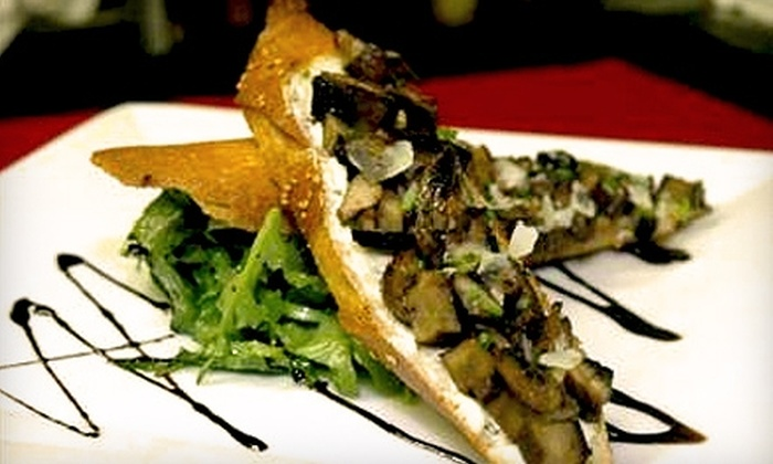 Oliver: A Bistro - Bordentown: $20 for $40 Worth of Upscale American Fare at Oliver: A Bistro in Bordentown