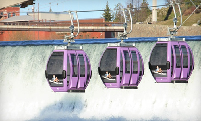 Riverfront Park - Riverside: Two IMAX Feature Tickets or Spokane Falls SkyRide for Two at Riverfront Park