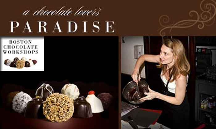 Taste of Chocolate - Downtown: $45 Truffle Workshop at Taste of Chocolate ($88 Value)