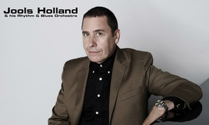 Jools Holland: Jools Holland at Montrose Music Festival, 27th May: From £35