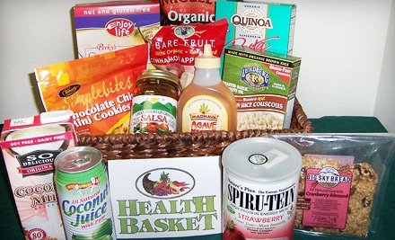 $15 Groupon to Health Basket of Clermont - Health Basket of Clermont in Clermont