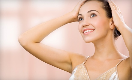 6 Laser Hair-Removal Treatments on a Small Treatment Area (a $700 value) - Forever Laser in Mississauga