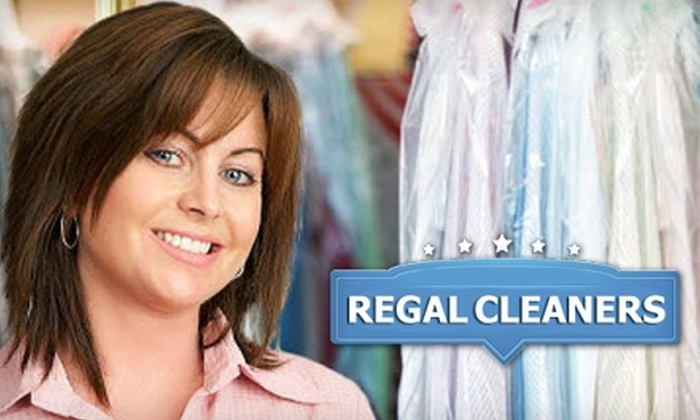 Regal Cleaners - Rotterdam: $10 for $20 Worth of Dry-Cleaning Services at Regal Cleaners