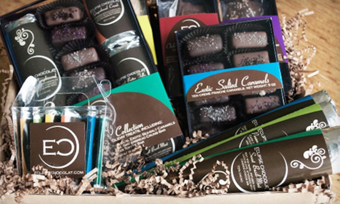 Eclipse Chocolate - University Heights: $15 for $30 Worth of Gourmet Chocolate at Eclipse Chocolat
