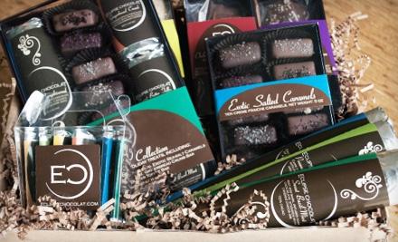 $30 Groupon to Eclipse Chocolat - Eclipse Chocolat in San Diego