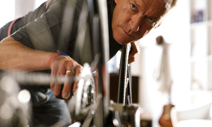 Bloomfield Bicycle & Repair Shop - Multiple Locations: $45 for One Complete Bike Tune-Up and Wheel Balancing at Bloomfield Bicycle & Repair Shop ($90 Value)
