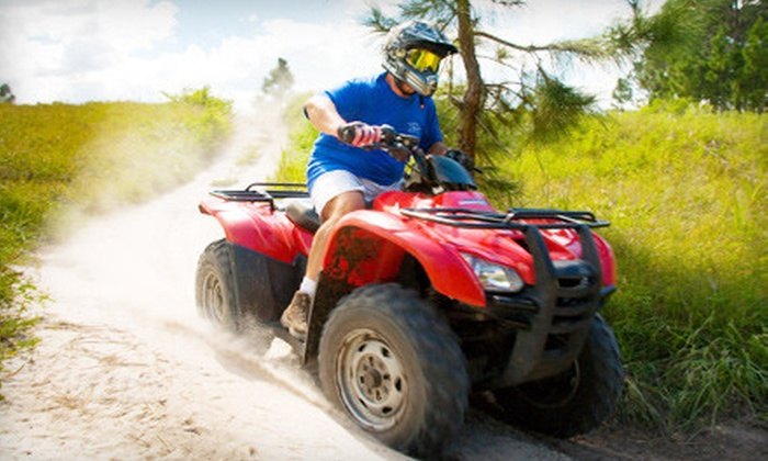 Revolution, The Off-Road Experience - Clermont: $89 for a 70-Minute ATV Experience for Two at Revolution, The Off-Road Experience in Clermont ($140 Value)