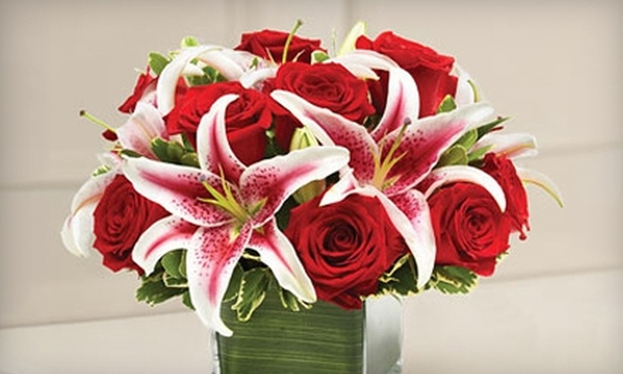 Expression Flowers - Park City: $20 for $40 Worth of Floral Arrangements from Expression Flowers