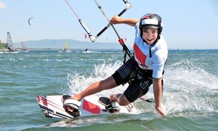 One-Day Kiteboarding Lesson at SA Kitesurf Adventures (46% Off)