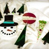 Glass-Ornament Workshop or Six-Week Stained-Glass or  Glass-Fusing Courses