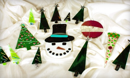 Glass Ornament Workshop (a $100 value) - Grand Central Stained Glass & Graphics in St. Petersburg
