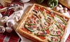 Giuseppe's Pizza and Subs - Multiple Locations: Wings, Pizzas, and Subs at Giuseppe's Pizza & Subs (Half Off). Two Options Available.