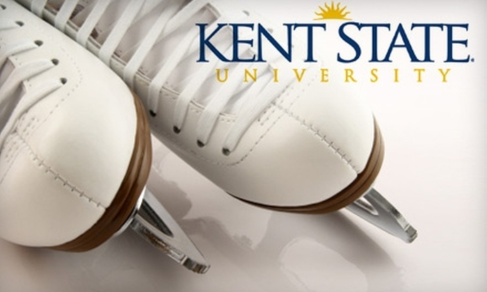 Kent State University Ice Arena - Kent: $8 for Two General Admissions and Two Skate Rentals at Kent State University Ice Arena