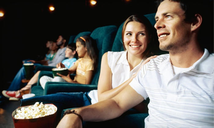 Visulite Lynchburg - Westend: Movie Tickets, Bottomless Popcorn, and Soda for Two or Four at Visulite Lynchburg (Up to 52% Off)