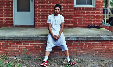 J. Cole Featuring Big Sean with Special Guests YG and Jeremih at MIDFLORIDA Amphitheatre on August 16 (Up to 56% Off)