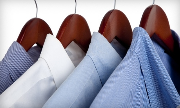 Quality Cleaners - Macon: $10 for $20 Worth of Dry-Cleaning Services at Quality Cleaners